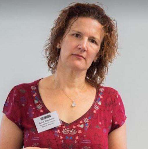 Sarah Stevenson