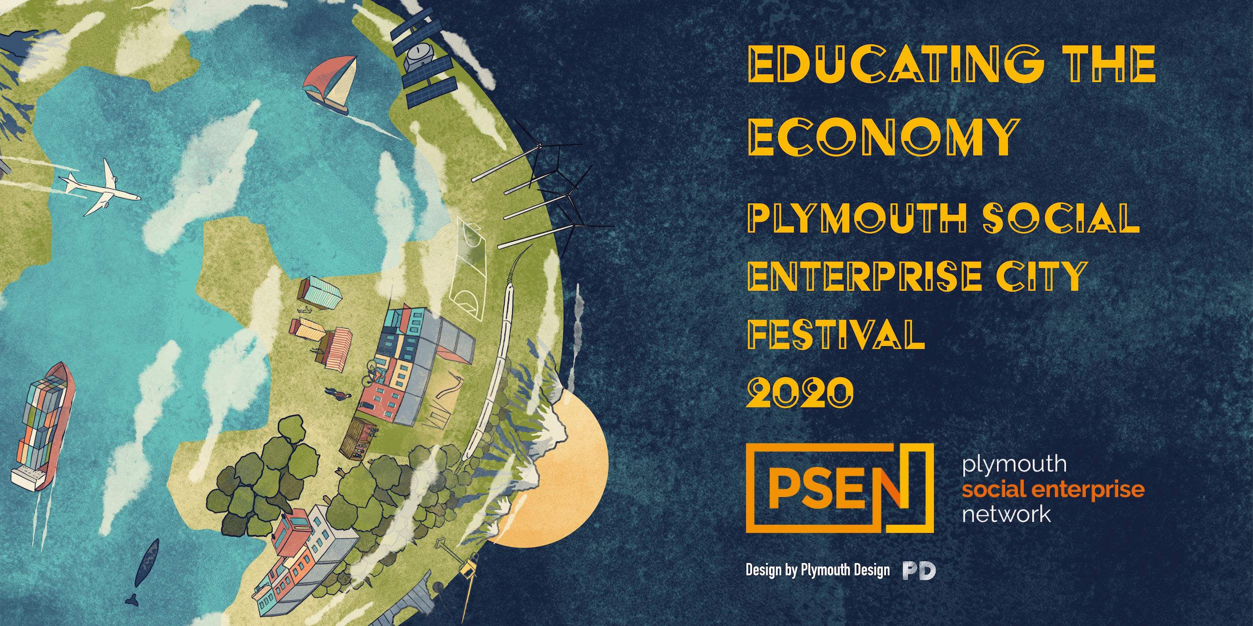 Social Enterprise City Festival 2020 banner