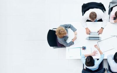 Social enterprise should own the table