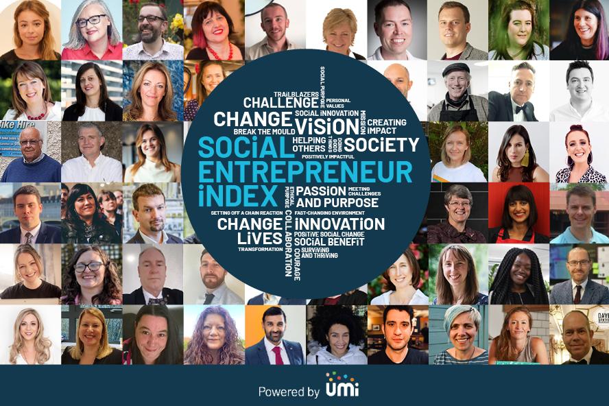 Celebrating the best social entrepreneurs of 2020 – The Social Entrepreneur Index